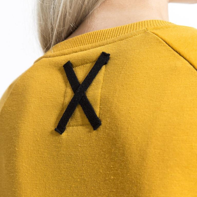 "Sweatshirt dress ""Lara"""